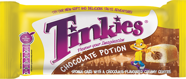 Tinkies Chocolate Potion
