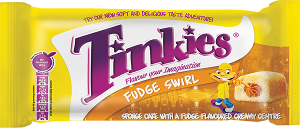 Tinkies Fudge Swirl