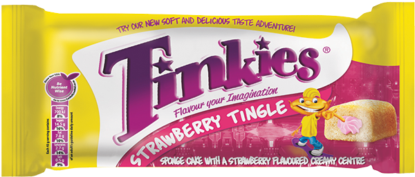 Tinkies Strawberry Tingle