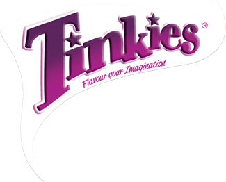 Tinkies Flavour Your Imagination Logo
